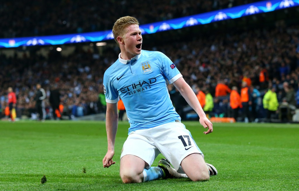 Man to Watch : Kevin De Bruyne (Picture Courtesy - AFP/Getty Images)