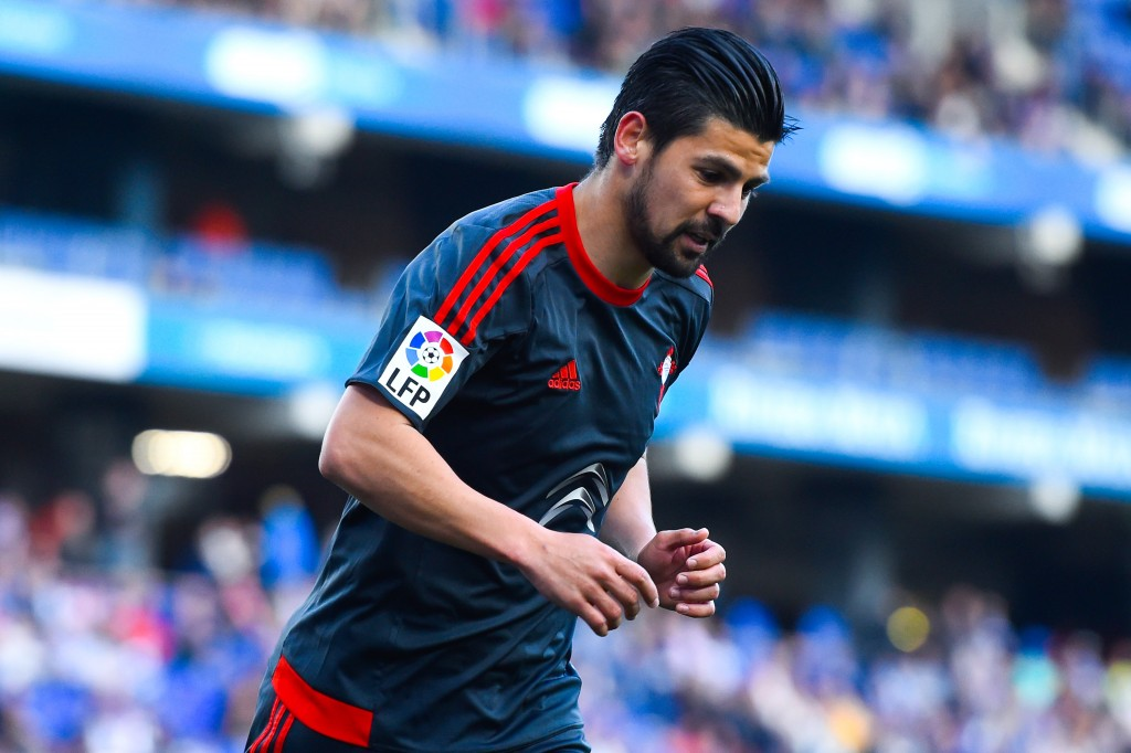Barcelona were favourites to land Nolito but the forward chose Manchester City instead. (Picture Courtesy - AFP/Gety Images)