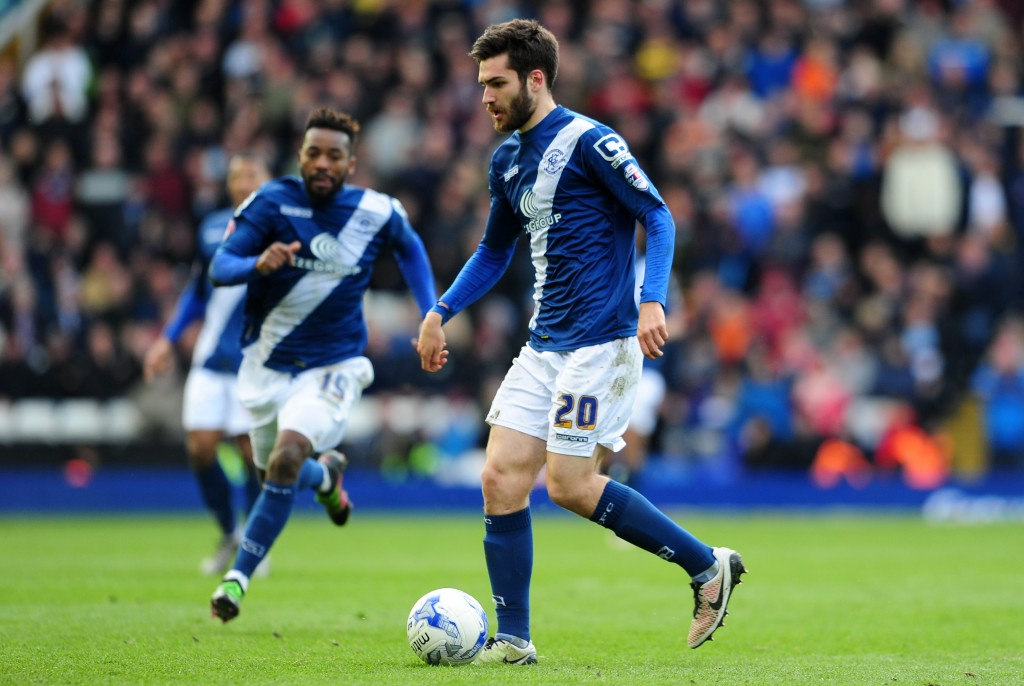 Jon Toral may have impressed many with his displays for Birmingham in the Championship but the highly rated midfielder has apparently failed to convince Arsene Wenger as he looks set to leave Arsenal on loan. (Picture Courtesy - Harry Trump/Getty Images)