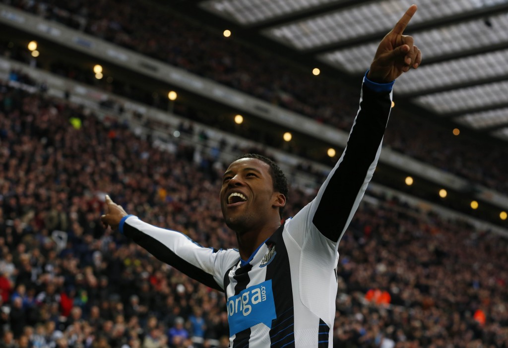 Georginio Wijnaldum is wanted by Jurgen Klopp's Liverpool to be a part of the fresh looking midfield. (Picture Courtesy - AFP/Getty Images)
