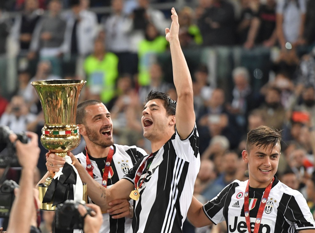 Juventus have conquered Italy with their impressive form winning the double last season. (Picture Courtesy - AFP/Getty Images)