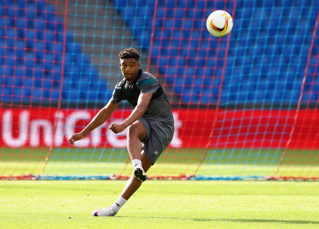 Jordan Ibe has already started impressing at Bournemouth and could move back to Liverpool in the future if he continues to put in consistently great shifts for his new club (Picture Courtesy - AFP/Getty Images)