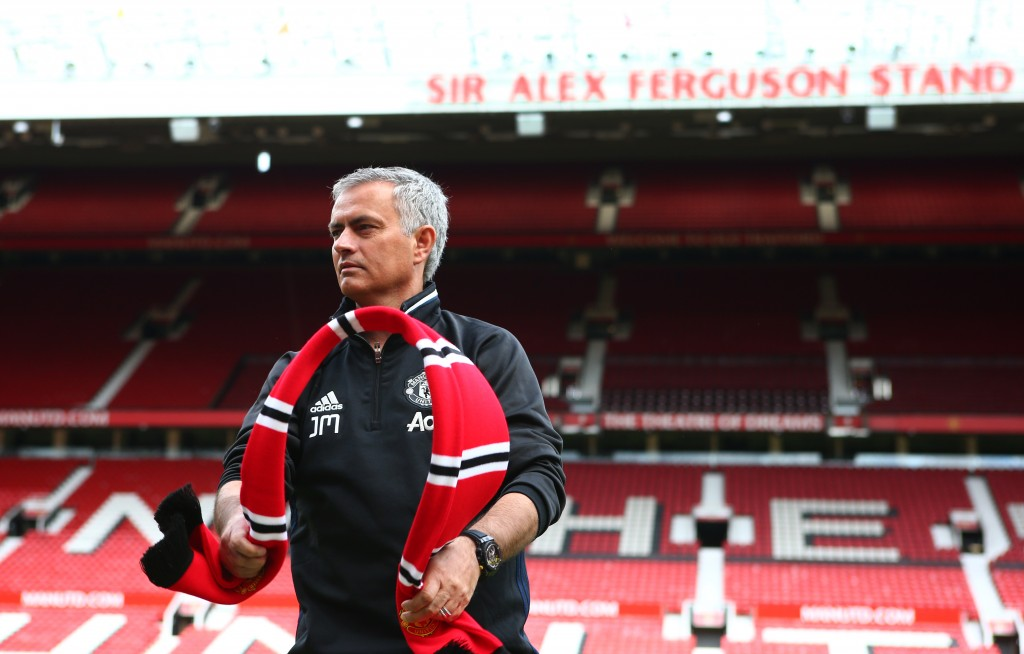 Enter the Special One, this time with something to prove. (Picture Courtesy - AFP/Getty Images)