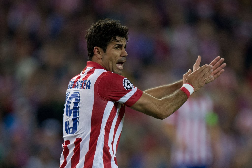 Antonio Conte insists Diego Costa will stay despite Atletico Madrid rumours