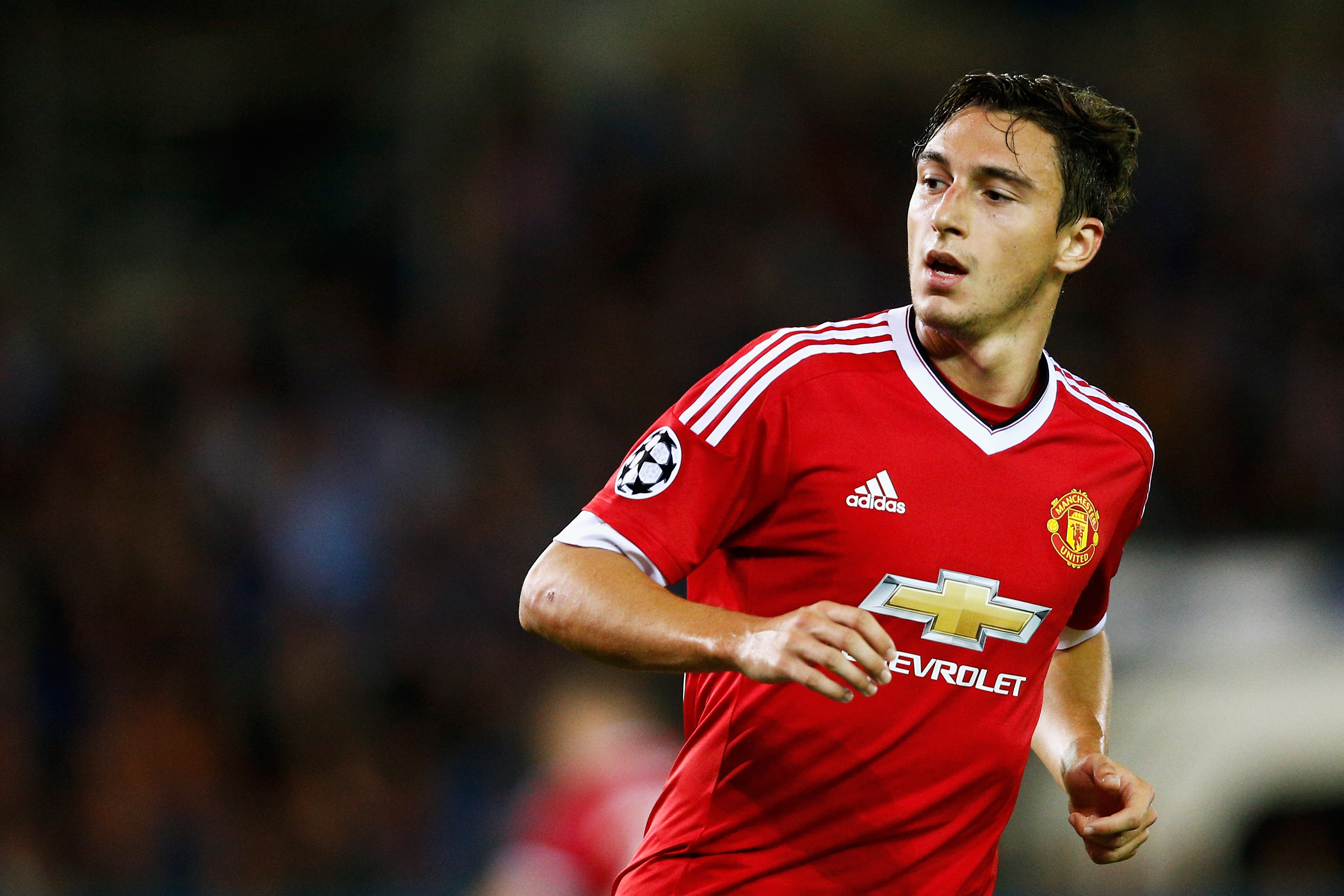 Darmian is in the most likely among the names to leave Old Trafford (Photo courtesy Dean Mouhtaropoulos/Getty Images)