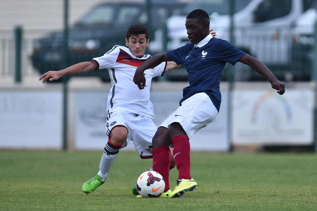 Jean-Victor Makengo seems to have caught the eyes of top European clubs with Manchester United, City and Juventus eyeing a deal to sign the 18-year-old. (Picture Courtesy - AFP/Getty Images)