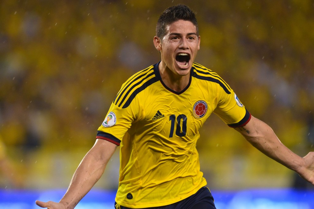 James Rodriguez is still one of the most sought-after playmakers