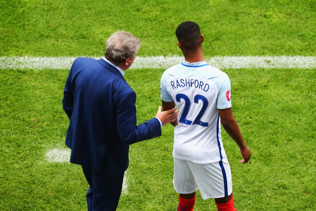 Rashford has gone from height to height since making his debut for United and has now become a full-fledged English international. (Picture Courtesy - AFP/Getty Images)