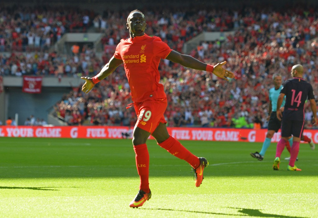 We've got Mane! You Gucci? (Picture Courtesy - AFP/Getty Images)