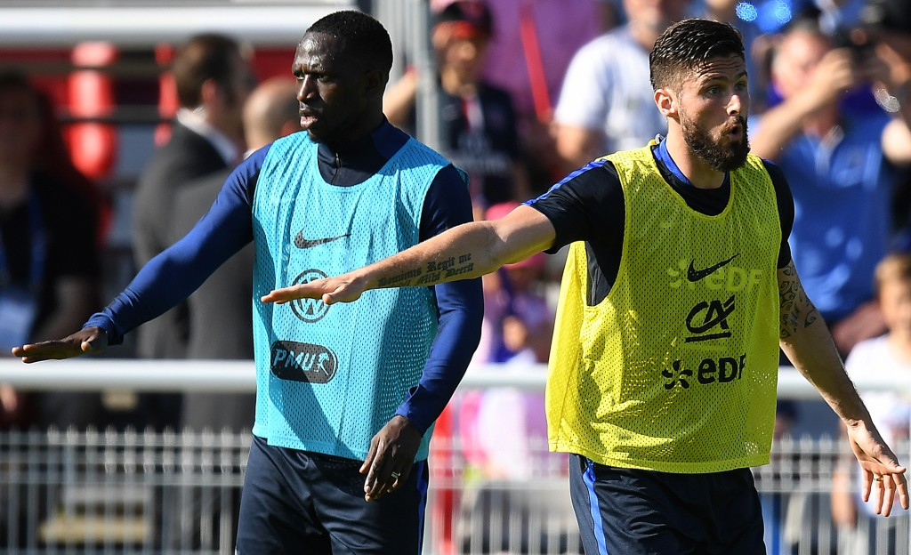 Moussa Sissoko could very well have ended up alongside international teammate Giroud at Arsenal if the new Tottenham player would have listened to the Arsenal forward. (Picture Courtesy - AFP/Getty Images)