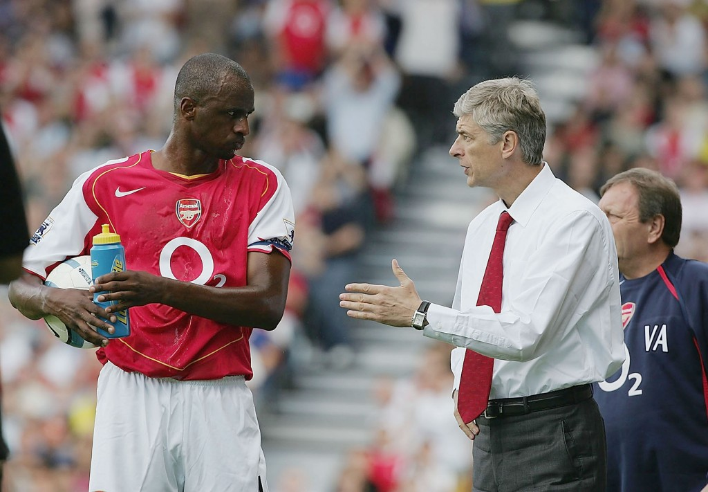 Image result for Vieira Wenger 1997