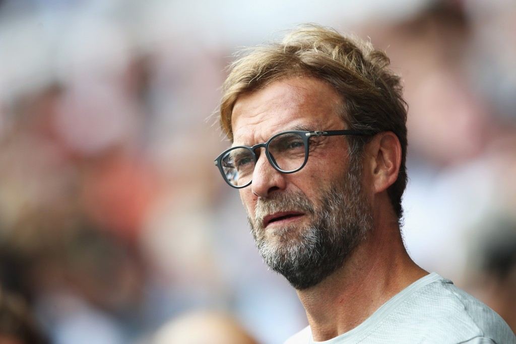 Klopp would look to give other players in and around the first-team squad against Derby County. (Picture Courtesy - AFP/Getty Images)