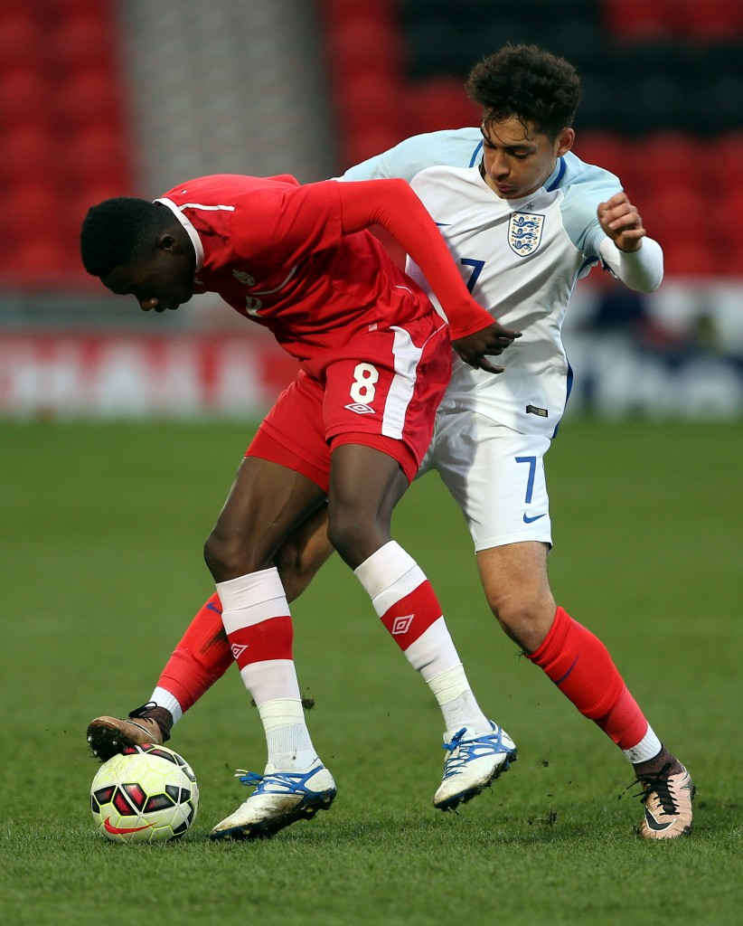 Alphonso Davies has already become a part of Canada's U20 international team at the age of 15 and seems destined for great things. (Picture Courtesy - AFP/Getty Images)