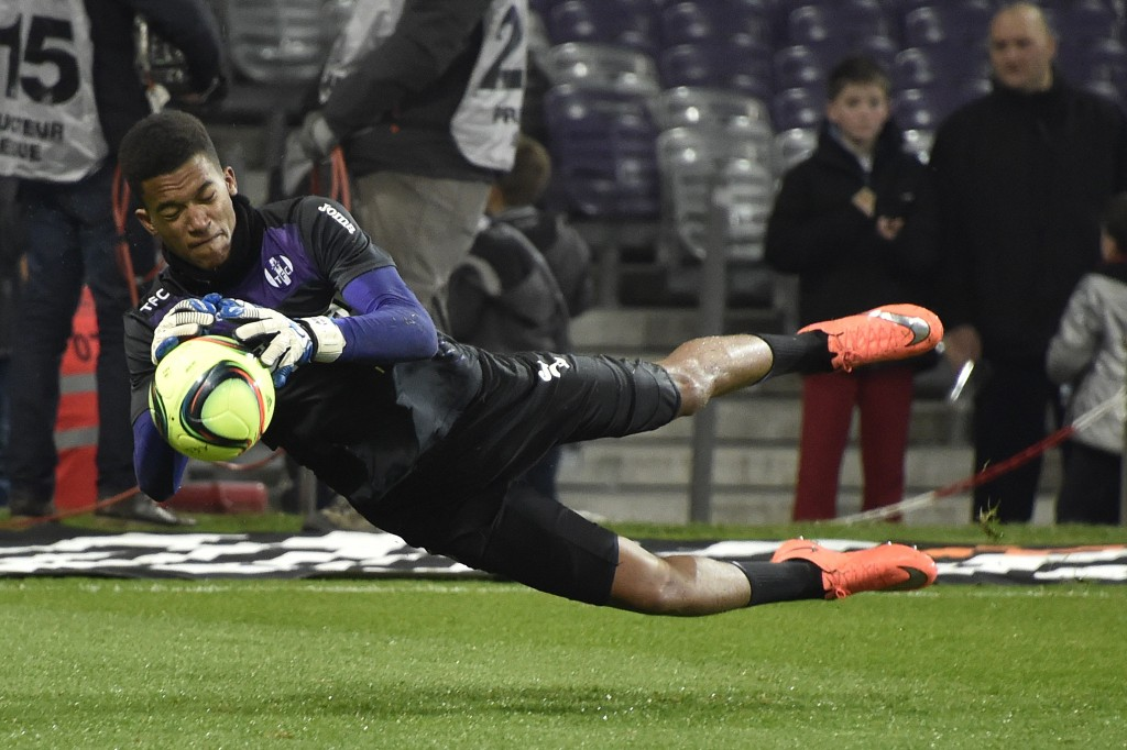 Lafont - A name that seems to be catching on. (Picture Courtesy - AFP/Getty Images)