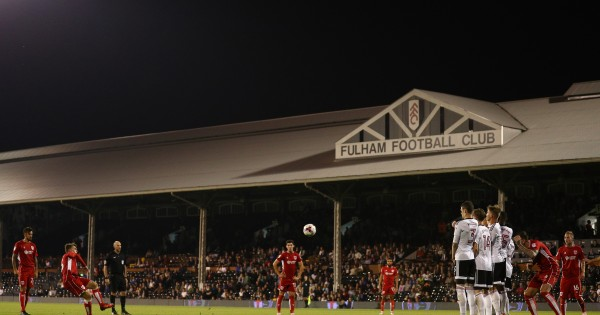 The Craven Cottage will witness Premier League football again this season (Photo by Paul Gilham/Getty Images)