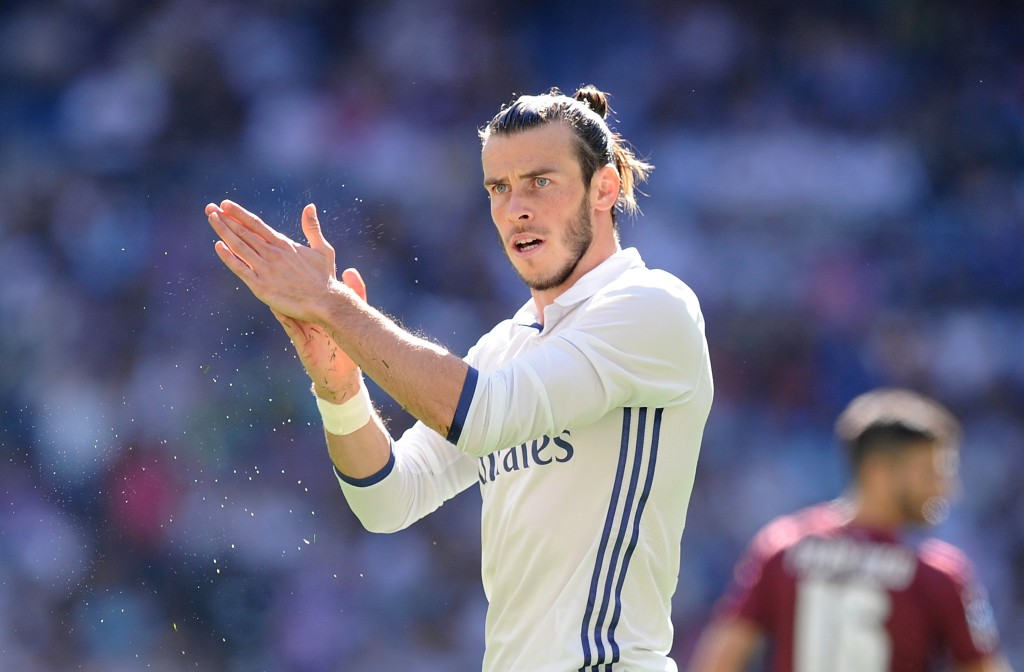 Gareth Bale has become a vital cog in Madrid's success (Photo courtesy Denis Doyle/Getty Images)