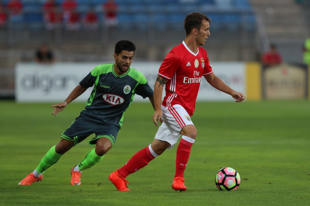 Grimaldo has been impressive since making the move from Barcelona (Picture Courtesy - AFP/Getty Images)