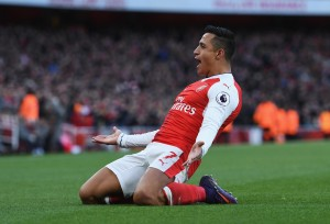 Video : Alexis Sanchez says he is happy at Arsenal, loves playing alongside Mesut Ozil