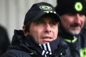 Antonio Conte insists it is too early to talk about the double after FA Cup victory