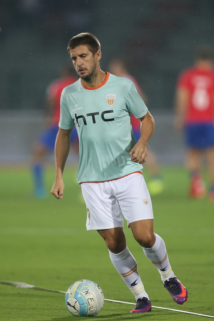 Alfaro's form could be the key factor on Tuesday. (Picture Courtesy - ISL)