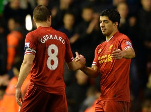 THT Liverpool Team of the Decade – Gerrard, Suarez in; Coutinho misses out