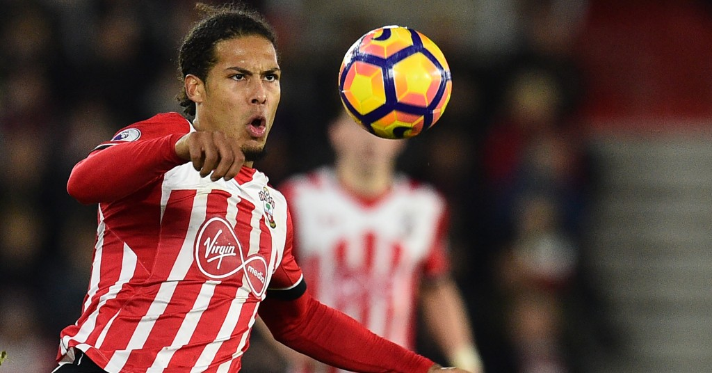 Virgil van Dijk is a priority target for Conte. (Photo courtesy - Glyn Kirk/AFP/Getty Images)