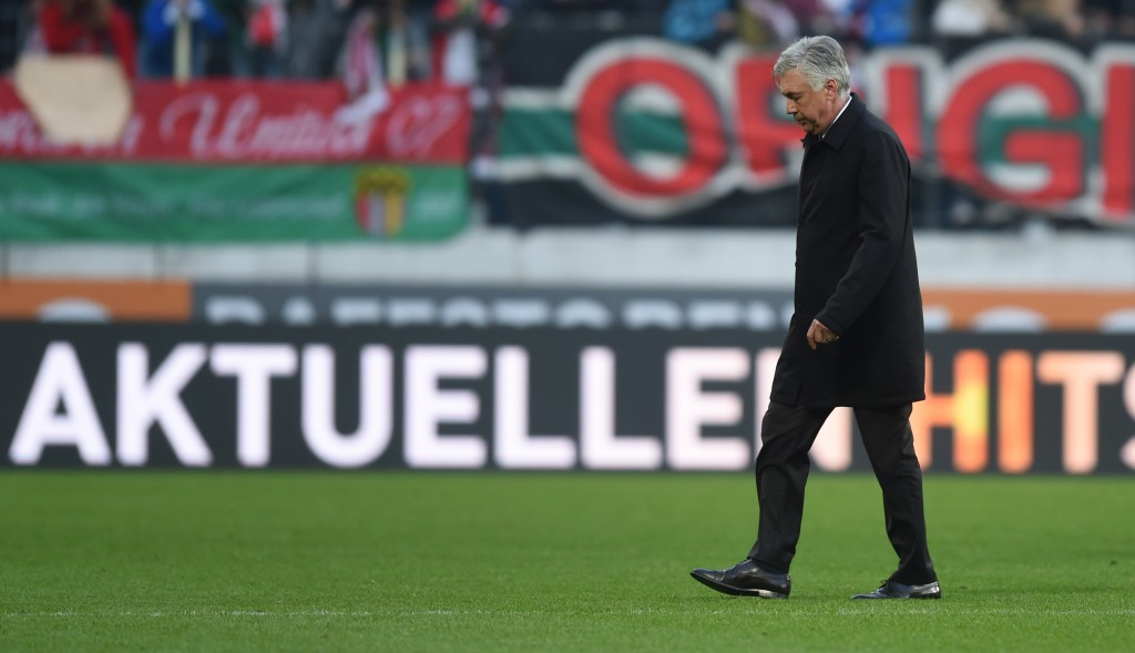 Real reason Carlo Ancelotti was sacked by Bayern Munich