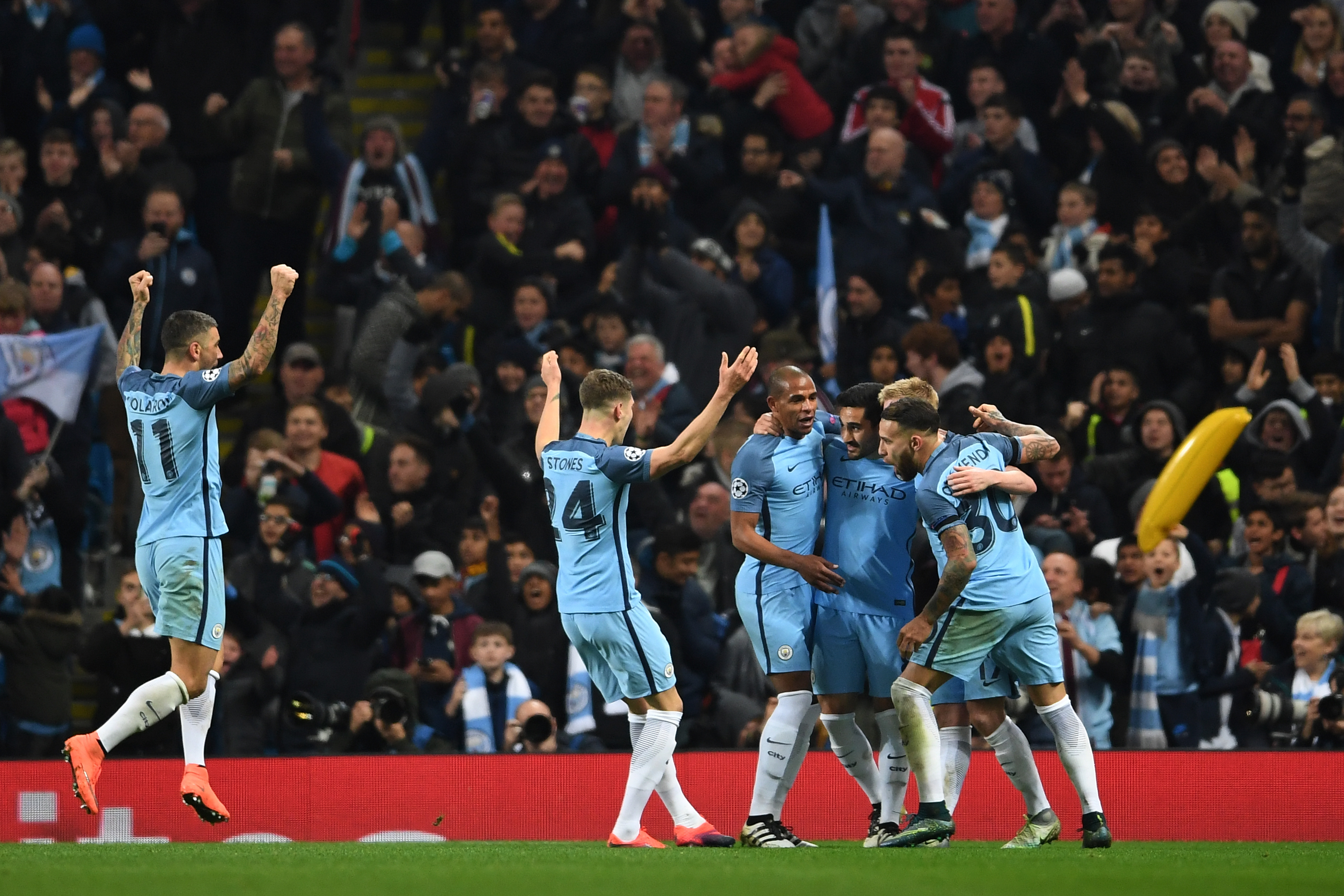 City are the favourites going into this one (Photo courtesy Laurence Griffiths/Getty Images)