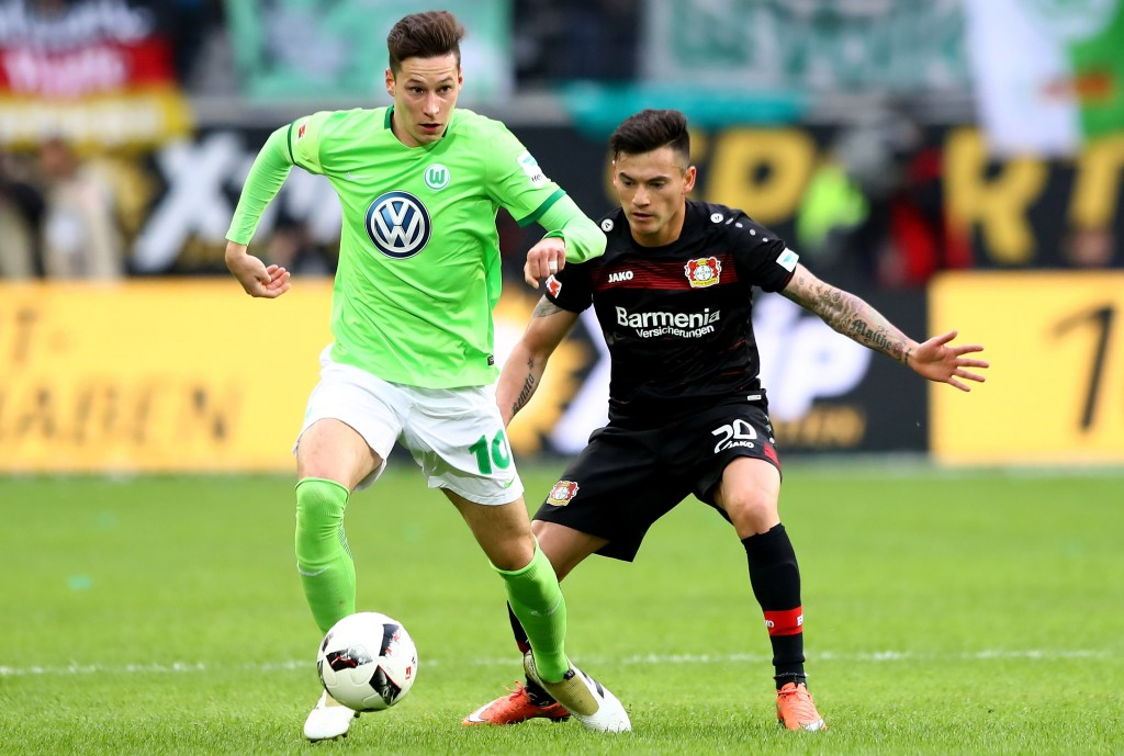 Draxler back on Arsenal transfer list after Wolfsburg U-turn?