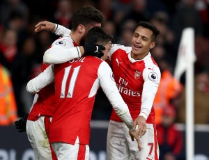 Match Review: Alexis and Arsenal end difficult November with 3-1 victory over Bournemouth