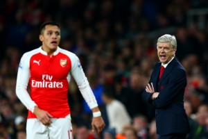 Has Wenger created another Thierry Henry by deploying Alexis Sanchez at CF?