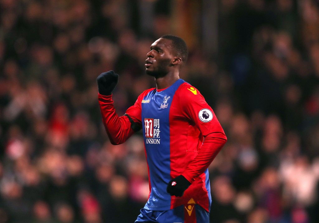 Palace's hopes of getting a positive result at Stamford Bridge depends on Benteke and his form on the day. (Picture Courtesy - AFP/Getty Images)