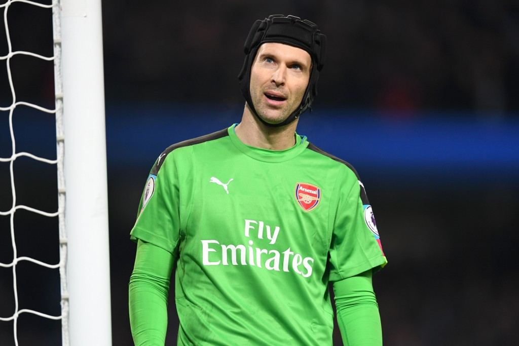 Petr Cech is not going anywhere, as per his agent. (Picture Courtesy - AFP/Getty Images)