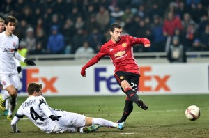 Henrikh Mkhitaryan sizzles on a cold night as Manchester United secure 2-0 victory [Best Tweets]