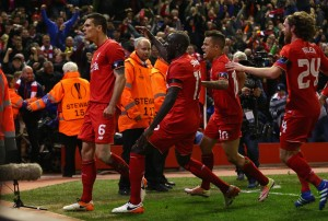 Magical comebacks, derby wins and other top Liverpool moments in 2016