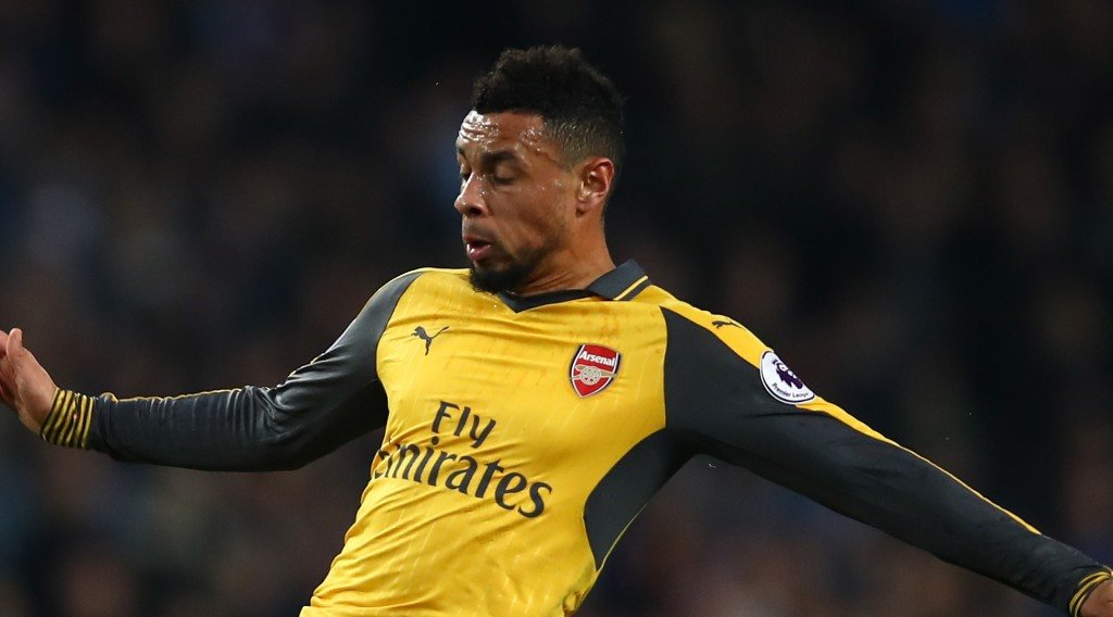Francis Coquelin is being chased by a number of clubs (Photo courtesy Clive Brunskill/Getty Images)