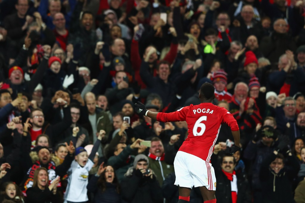 Pogba returns to his home. (Picture Courtesy - AFP/Getty Images)
