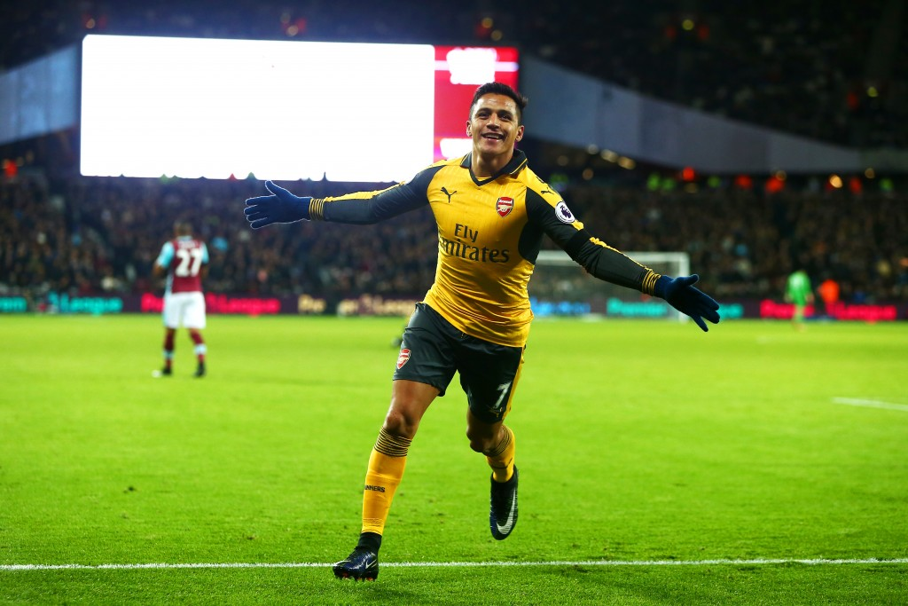 Sanchez set for another sizzling display. (Picture Courtesy - AFP/Getty Images)