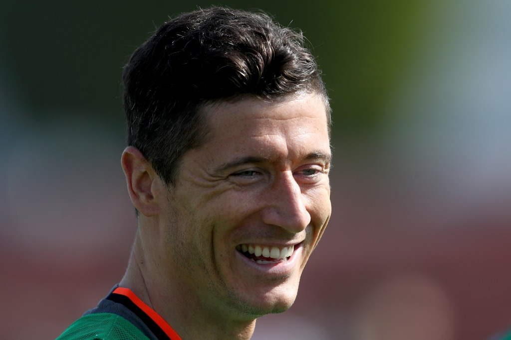 A man in demand - Several clubs have made a beeline for Robert Lewandowski, with an unnamed club from China his latest suitors. (Photo by Lars Baron/Bongarts/Getty Images)