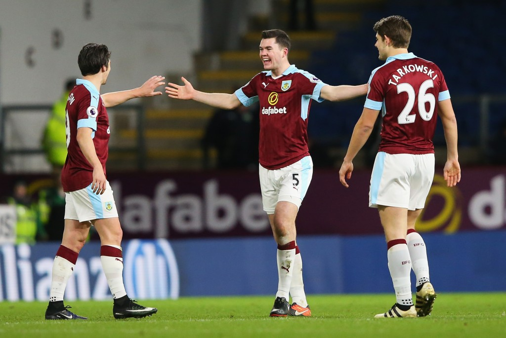 Making a name for himself - Michael Keane (Photo courtesy - Alex Livesey/Getty Images)