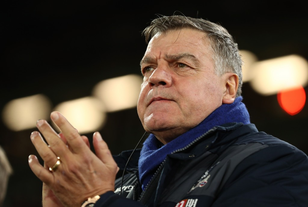 Sam Allardyce is desperate to make improvements to his squad and is eager to bring Mamadou Sakho to Selhurst Park. (Photo courtesy - Bryn Lennon/Getty Images)