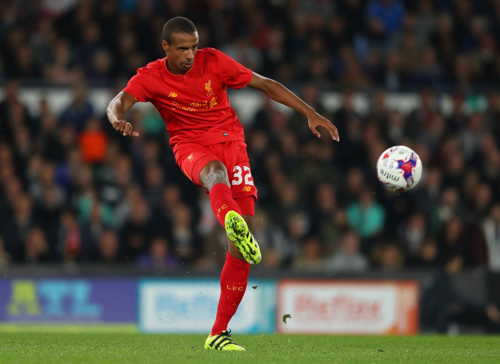 Liverpool defender Joel Matip is finally eligible for selection for Liverpool. (Photo courtesy - Richard Heathcote/Getty Images)