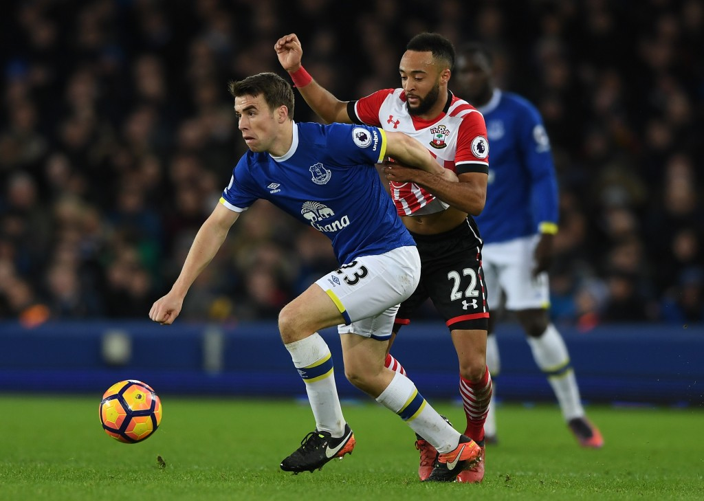 Coleman has impressed in his eight-year Everton career. (Photo courtesy - Gareth Copley/Getty Images)