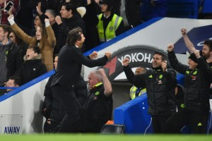 Chelsea and Don Conte: From tragic to magic in space of months