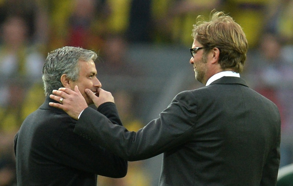 Can Klopp stop the United Jurgen-naut? (Picture Courtesy - AFP/Getty Images)