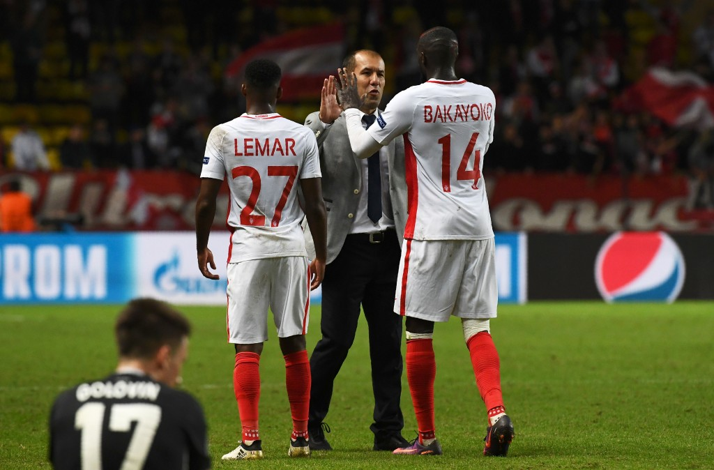 One of Jardim's key men. (Picture Courtesy - AFP/Getty Images)