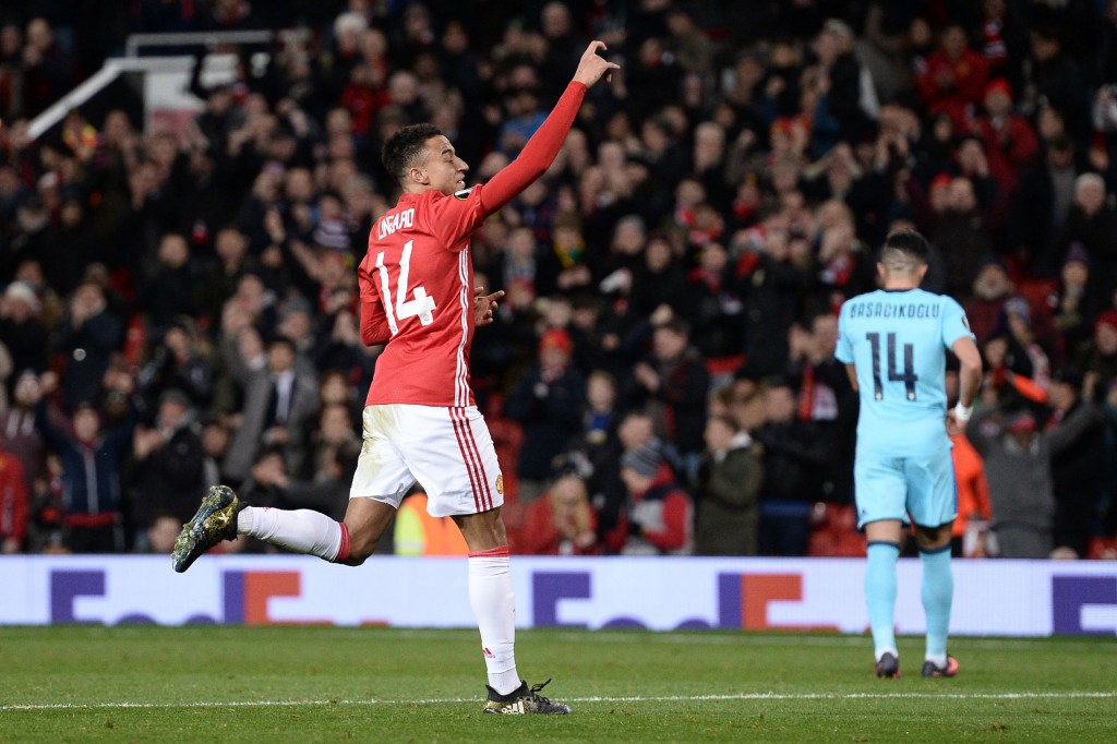 A player that truly plays for the United shirt looks set to don the jersey for the next few years to come. (Picture Courtesy - AFP/Getty Images)