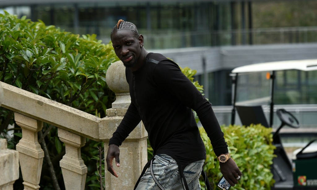 Mamadou Sakho is one of six Crystal Palace players who will miss out against Chelsea. (Photo by Franck Fife/AFP/Getty Images)