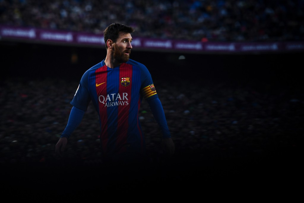 I'm staying - Messi has iterated his desire to remain with Barcelona. (Photo courtesy - David Ramos/Getty Images)