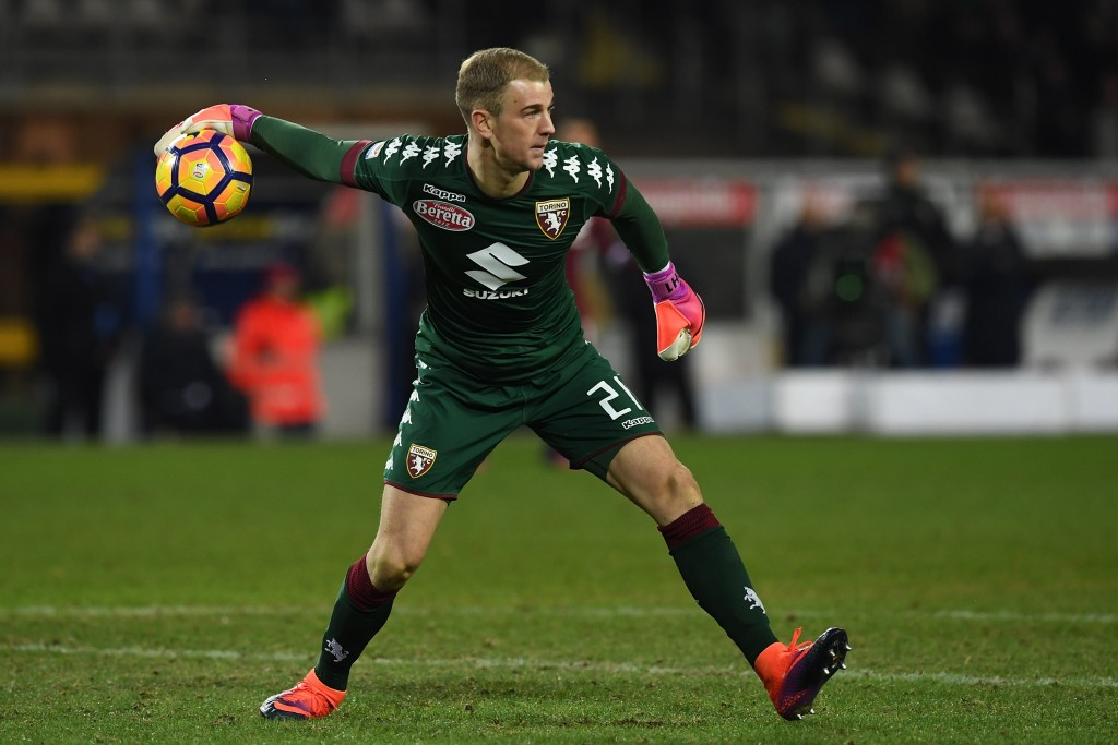 Rolling on to Liverpool? The Reds have been linked with Joe Hart yet again. (Photo courtesy - Valerio Pennicino/Getty Images)